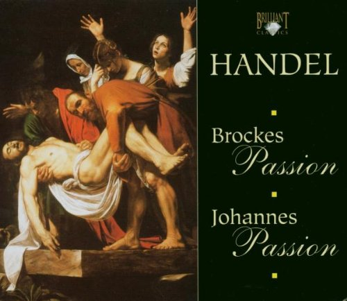 Händel: Brockes Passion/Joha