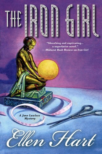 The Iron Girl: A Jane Lawless Mystery (Jane Lawless Mysteries) by Ellen Hart (2006-06-13)