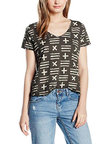 The Hip Tee Damen T-Shirt Merced HIP BLACK