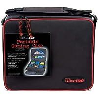 Ultra Pro Caja de Juegos con Cremallera con Inserto Ondulado