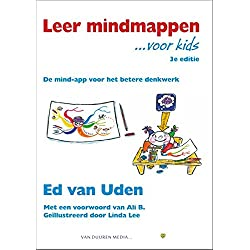Leer mindmappen... voor kids - 3de editie: De mind-app voor het betere denkwerk