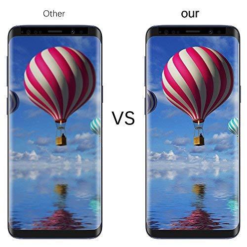 Samsung Galaxy S9 Plus Panzerglas Schutzfolie