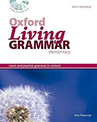 Oxford Living Grammar: Elementary: Student's Book Pack: Learn and practise grammar in everyday contexts by Kenneth G. Paterson (2012-03-15)
