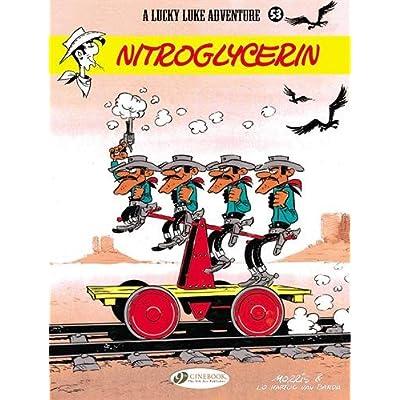 Lucky Luke - tome 53 Nitroglycerin (53)