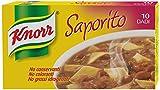Knorr Dado Saporito - 12 confezioni da 10 cubetti [120 cubetti]