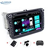 2 Din Autoradio Moniceiver DVD Player FUNROVER Android - Best Reviews Guide