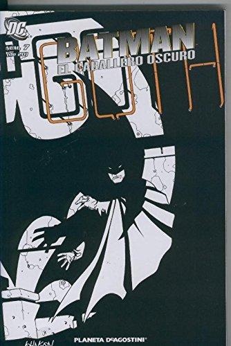 Batman el caballero oscuro volumen 07: Fin del juego