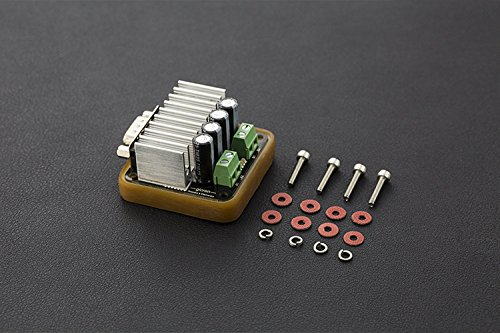 Booster-B36V2A5 (Brushed DC Motor Controller/Dual H-bridge)/Gicren Booster-B36V2A5 (Brushed DC Motor Controller) is a dual H-bridge power driver