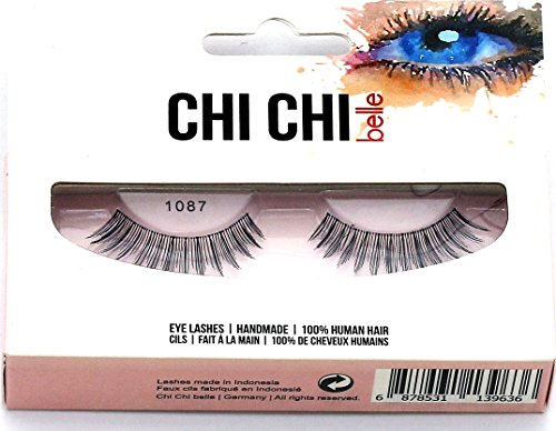 Echthaarwimpern Chi Chi belle® | Pro 1087 HH