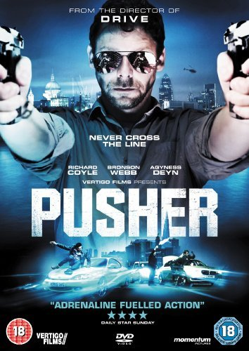Pusher [DVD] by Richard Coyle