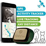 Kippy VITA - GPS Tracker and Activity monitor for pets - GPS locator for dogs and cats - Camo Sentinel