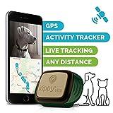 immagine prodotto Kippy vita–GPS e Activity monitor per animali domestici–localizzatore GPS per cani e gatti–camo Sentinel