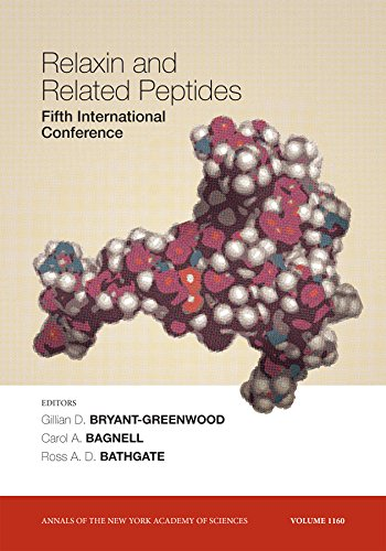 Relaxin and Related Peptides (Annals of the New York Academy of Sciences, Band 1160)