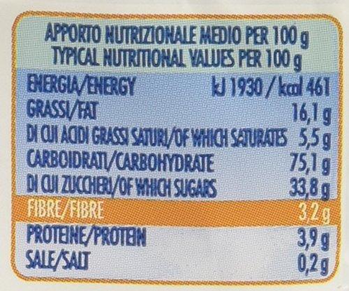 Probios Snack di Riso alla Nocciola - 24 confezioni da 25 gr, Senza glutine 3 spesavip