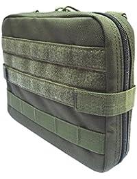 Segolike Versatile Large MOLLE Pouch Waist Belt Bag Pack Gear Messenger Shoulder Saddlebag Waist Belt Bag