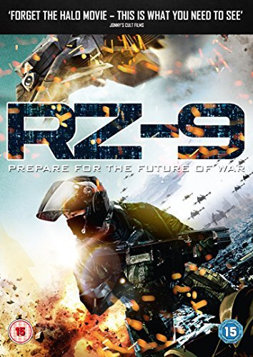 Rz-9 [DVD] by Morgan Obenreder