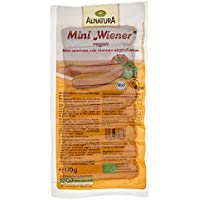 Alnatura Bio Mini Wiener vegan, 170 g