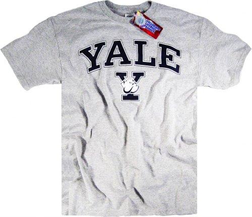 Yale-Shirt Sweatshirt Hoodie Universität Bulldogs Pennant Hat Apparel, Grau