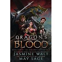 Dragon's Blood: a Reverse Harem Fantasy Romance (The Dragon's Gift Trilogy Book 2) (English Edition)