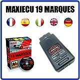 Interface de Diagnostic MPM-COM + MaxiECU 2 Version 19 Marques - Diagnostic Professionnel