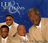 Songtexte von Lee Williams - So Much to Be Thankful For