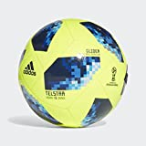 adidas Fussball Telstar 18 World Cup Glider WM 2018 Solar