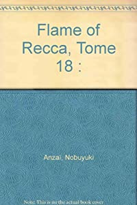 Flame of Recca Edition simple Tome 18