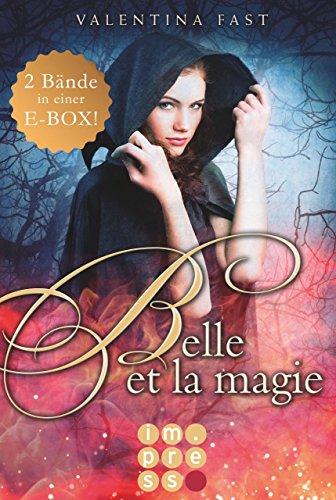 Belle et la magie: Alle Bände in einer E-Box! von [Fast, Valentina]