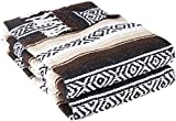 Best Yoga Direct Blankets - Yoga Direct Unisex Y042MEXBRO04 Deluxe Mexican Yoga Blanket Review