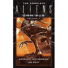 The Complete Aliens Omnibus: Volume Seven (Enterprise, No Exit) (English Edition)