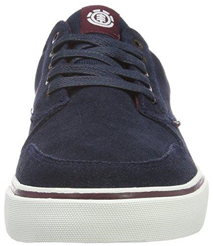 Element Topaz C3 Herren Sneakers, Baskets Basses Homme Bleu - Blau (21 Navy)