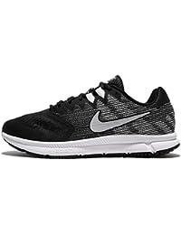 Nike Zoom Span 2, Zapatillas de Trail Running para Hombre, Multicolor (Black/Metallic Silver/Dark Grey/White 001),…