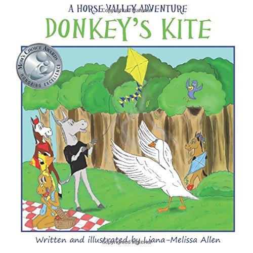 Donkey's Kite: A Horse Valley Adventure-Book 2: Volume 2