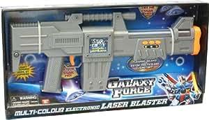 Vedes 80205392 - Laser Blaster avec son et lumière