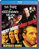 Mickey Rourke: Pope of Greenwich Village [Blu-ray] [Import anglais]