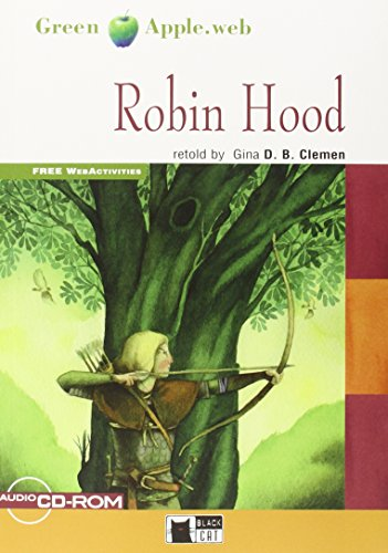 Robin Hood+cd (Green Apple) - New Green Apple