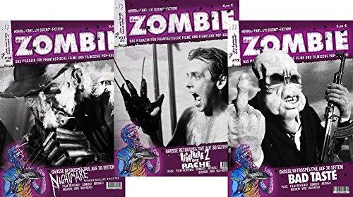 Preisvergleich Produktbild Der Zombie - 3er Pack - Ausgabe 10, 11 und 12