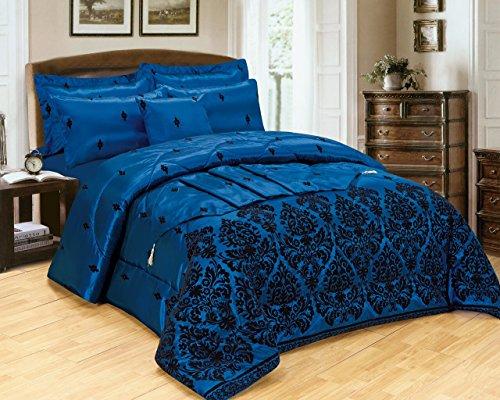 moderna-super-conveniente-5-bed-in-a-bag-flocking-completo-per-letto-matrimoniale-composto-da-1-copr