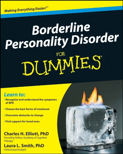 Borderline Personality Disorder For Dummies (English Edition)