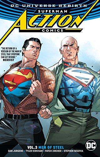 Superman Action Comics TP Vol 3 (Rebirth)