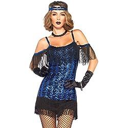 Leg Avenue 85369 - Gatsby Trampa para Disfraz