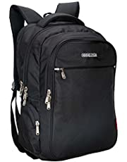 Cosmus Atomic Dx 3 Compartment Large Laptop BagBlack Poly