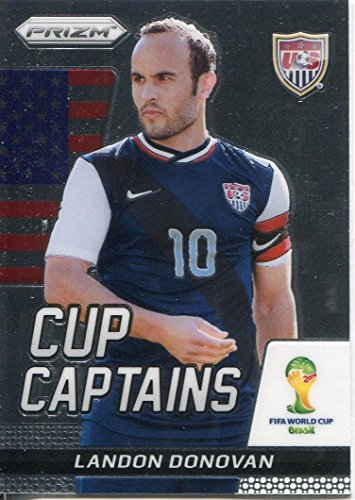 Panini Prizm WM 2014 Captains Landon Donovan - 18