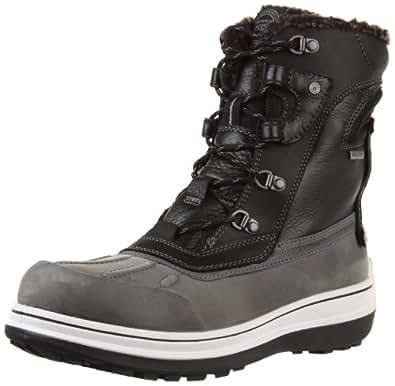 ecco roxton 532004 bottes homme gris grau 40 eu chaussures et sacs. Black Bedroom Furniture Sets. Home Design Ideas