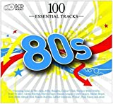 100 Essential Hits of the 80's Box set, Import Edition by 100 Essential Hits of the 80s (2009) Audio CD