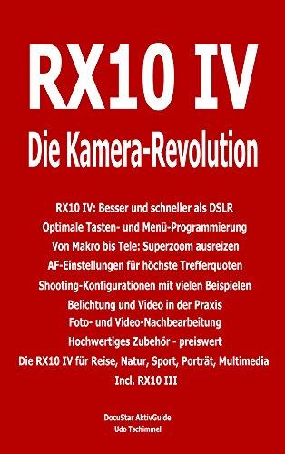 RX10 IV - Die Kamera-Revolution