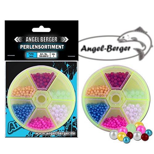 Angel-Berger Perlensortiment in Drehdose
