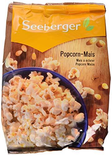 Seeberger Popcorn-Mais, 10er Pack (10x 500 g Packung)