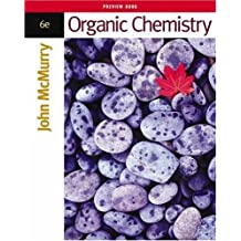 Organic Chemistry (with InfoTrac Printed Access Card) 6th edition by McMurry, John E. (2003) Hardcover