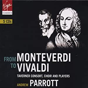 From Monteverdi To Vivaldi
